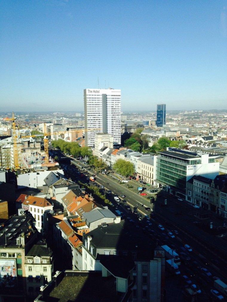 brussels view