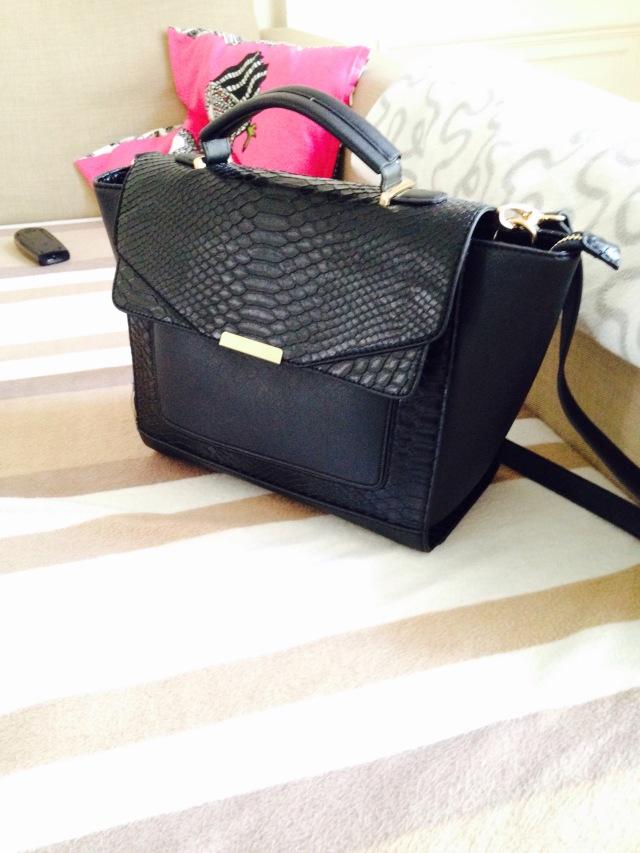 my new bag beauty